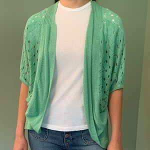 Summer cardigan/shrug